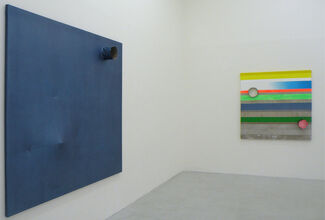 A Hole in the Wall is Nothing to Worry About, installation view