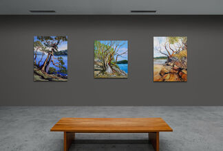 Arbutus Trees and Life Itself | Terrill Welch, installation view
