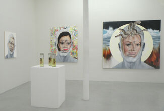 Floating Souls: Spirit of Resilience - Part 1, installation view