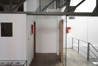 NAM TCHUN-MO, A Subtle Aroma In My Mind, installation view