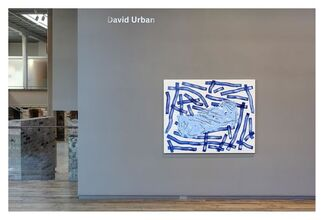 """David Urban, """"Love of the Real"""", installation view"""