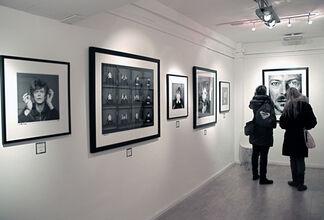 Masayoshi Sukita: Photographs of David Bowie 1972 to 2002, installation view