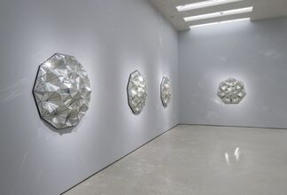 Monir Shahroudy Farmanfarmaian: Infinite Possibility. Mirror Works and Drawings 1974–2014, installation view