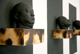 Wolfgang Stiller, installation view