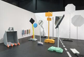 PPC Philipp Pflug Contemporary at Art Cologne 2018, installation view