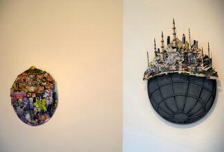 NEW EDEN | Gábor KEREKES, installation view
