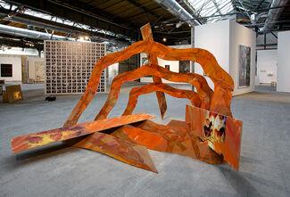 Neumeister Bar-Am at abc art berlin contemporary 2014, installation view