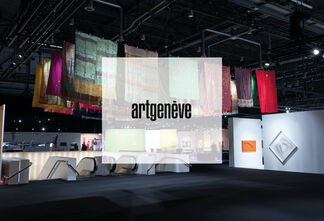 BAILLY GALLERY at artgenève 2019, installation view