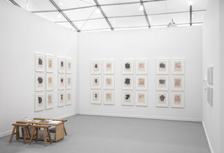 Pippy Houldsworth Gallery at Frieze New York 2016, installation view