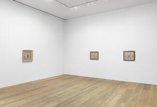 Giorgio Morandi, installation view
