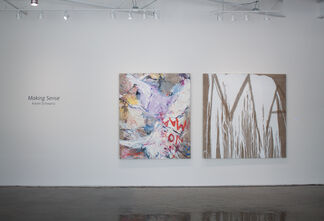 Making Sense, installation view