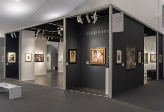 DICKINSON at Frieze Masters 2017, installation view