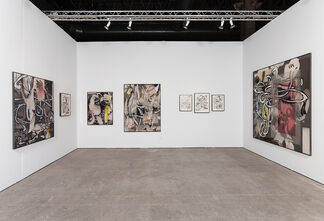MIER Gallery at Expo Chicago 2015, installation view