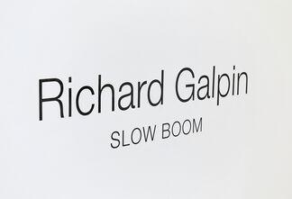 Slow Boom, installation view