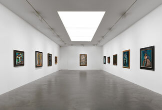 Francis Picabia 'Paintings 1909-1950', installation view