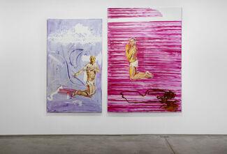 Peter Schmersal, installation view