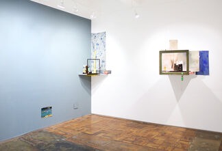 Why Does It End Here?, installation view