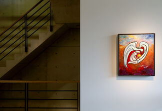 The Way, the Truth, and the Life - Francisco Borboa Solo Exhibition 聖者腳蹤 - 鮑博個展, installation view
