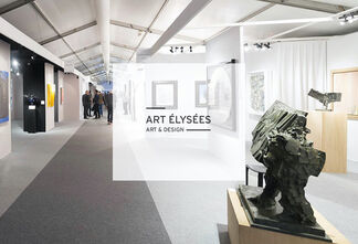 BAILLY GALLERY at ARTS ELYSÉES - ART & DESIGN, installation view