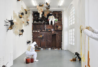 Jean-François Fourtou - Merci Louisette, installation view