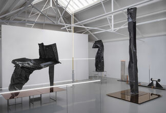 David Jablonowski - Public Hybrid (Das Kapital Raum), installation view