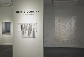 CHRIS DOROSZ  Tiergarten, installation view