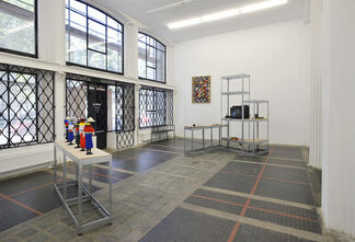 People with the Heads of Dogs, installation view