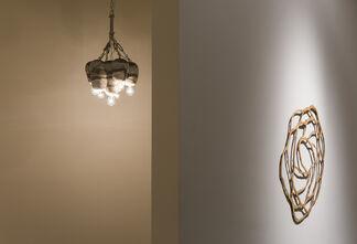 ROMAN DE SALVO: Lightening, installation view