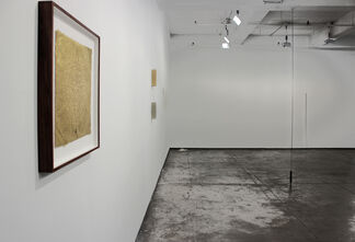 The Suspended Line, installation view