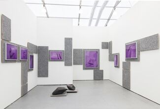 Andrea Meislin Gallery at UNTITLED 2015, installation view