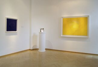 Gallery Artists - New works, installation view