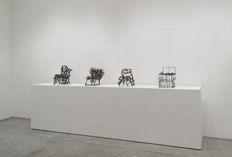 """Gene Owens – """"Spring"""", installation view"""