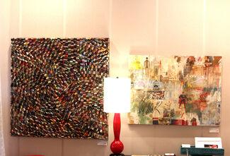 My Hero II at The Design Studio, 2393 Main Street in Bridgehampton, NY, installation view
