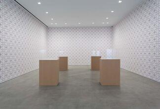 Kasper Bosmans: Chip Log, installation view