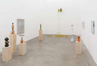 Plow Louise, installation view