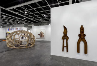 Fortes D'Aloia & Gabriel at Art Basel in Hong Kong 2018, installation view