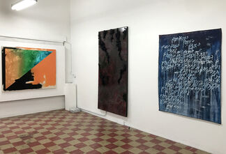 The Abstract Power Show, installation view