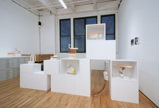 Mie Kongo, Unknown Game Series, installation view
