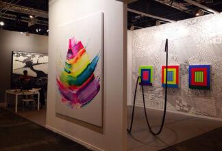 Galeria Senda at ARCOmadrid 2015, installation view