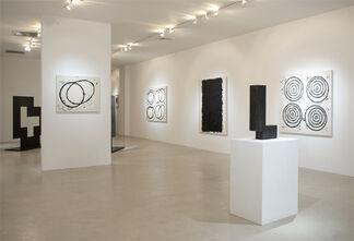 "Gerald Ferguson ""Beauty Through the Backdoor"", installation view"