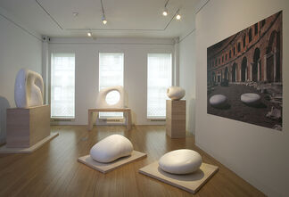 Kan Yasuda, installation view