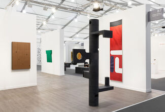 Lisson Gallery at Frieze Los Angeles 2019, installation view