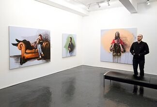 NICK LORD: REALISING THE TRUTH, installation view