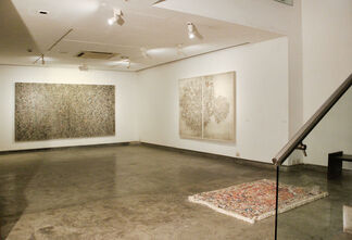 Ether Is All That Is - A solo show by G.R. Iranna, installation view