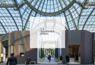 Bailly Gallery at La biennale des antiquaires 2017, installation view