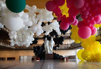 New York City Ballet Art Series Presents Jihan Zencirli Geronimo, installation view