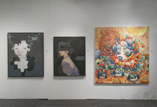 Freight + Volume  at Pulse Miami 2013, installation view