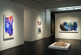 HEDIEH JAVANSHIR ILCHI: Everything became nearness and all the nearness turned to stone., installation view