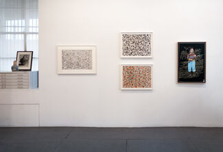 MARKING 2: Drawings by Contemporary Artists from Asia, installation view