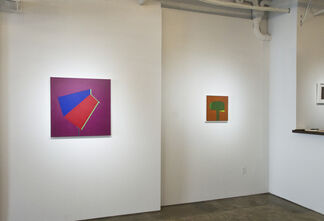 Will Lustenader - Approximating Continuity, installation view